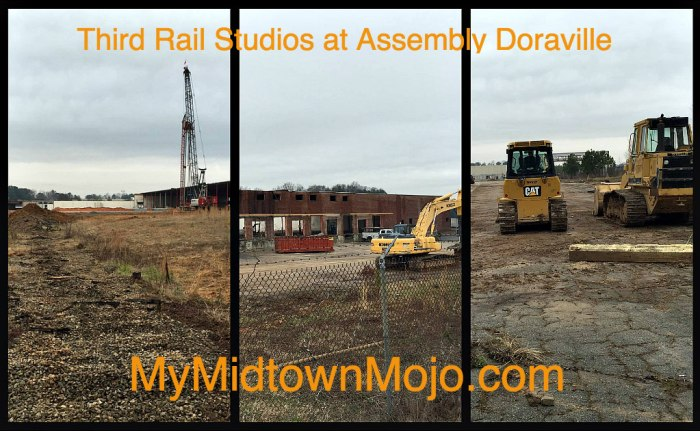 Third Rail Studios Assembly Doraville