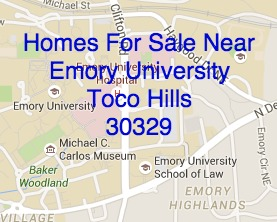 Homes For Sale Emory University May 15, 2015