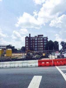 Post Millennium Construction July 17, 2015