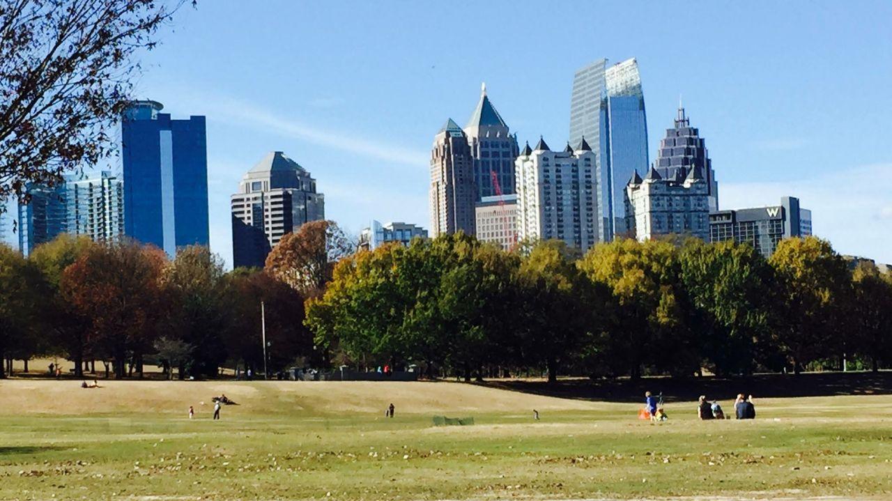 What Is Midtown Atlanta Where Is Midtown Atlanta