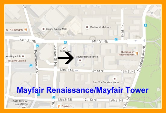 Midtown Atlanta Condos For Sale Mayfair Renaissance