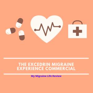 excedrin migraine commercial
