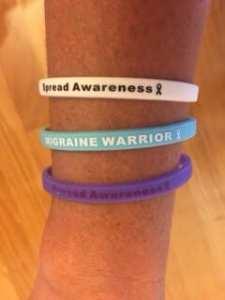 migraine bracelet