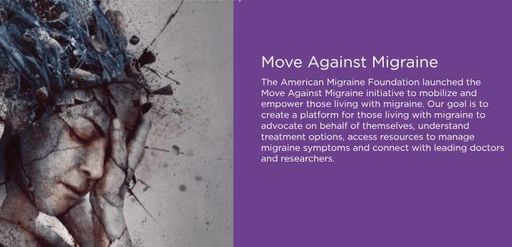 move against migraine American Migraine Foundation