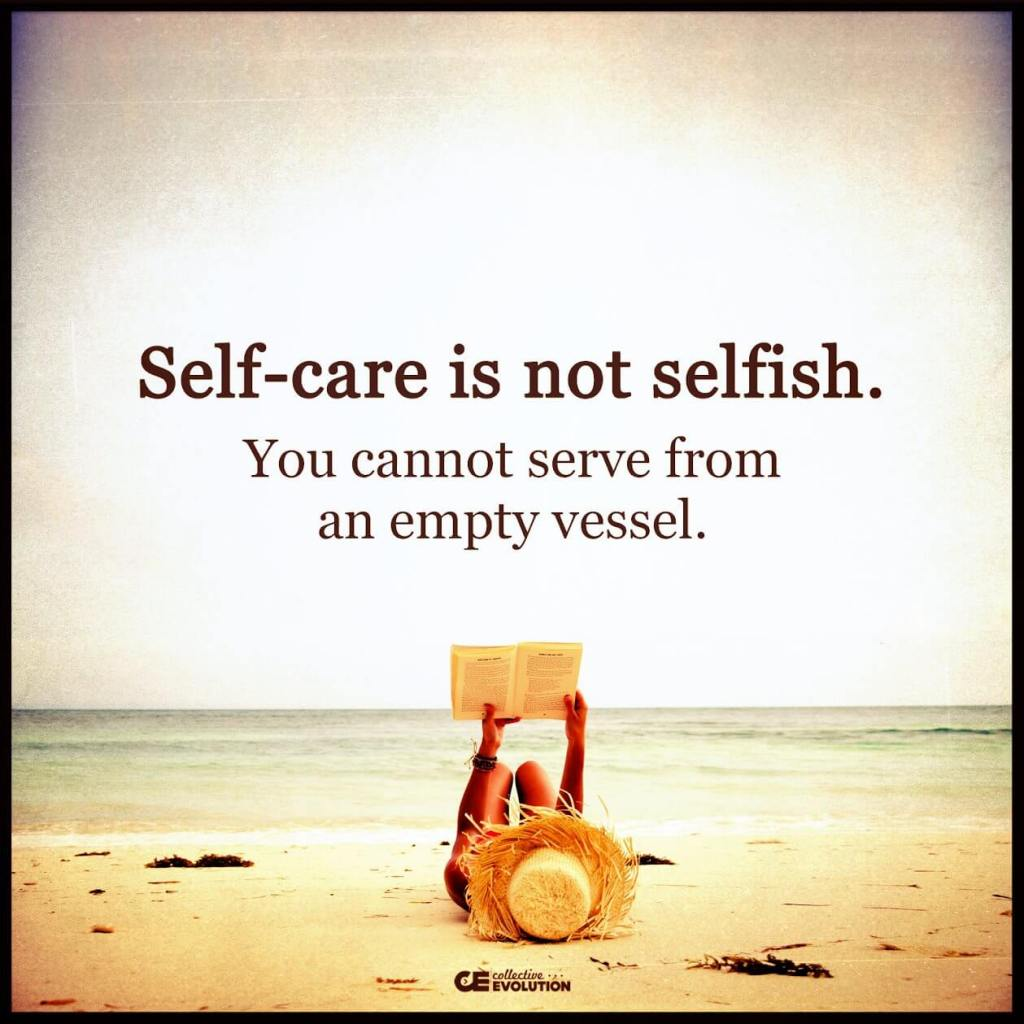 self care and love February edition