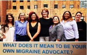 Migraine Blogger summit