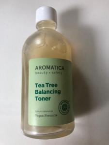 aromatica tea tree balancing toner