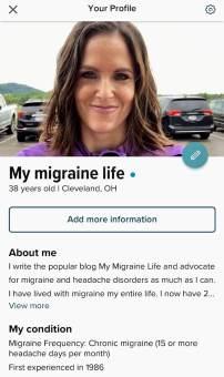 migraine app
