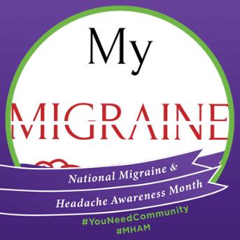 migraine awareness month 2020