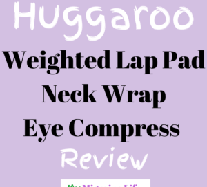 Weighted Lap Pad, Neck Wrap and Eye Compress (Review)