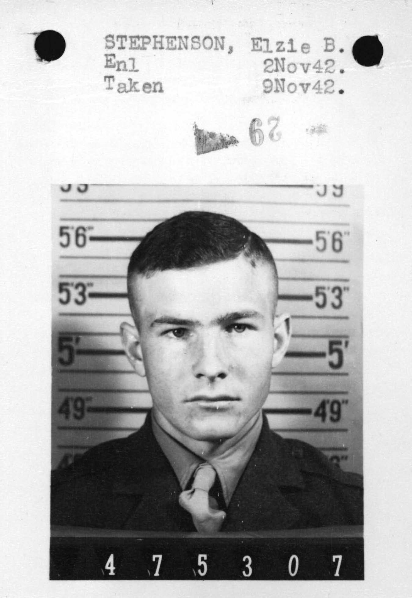 Wwii Era Marine Corps Military Service Records An