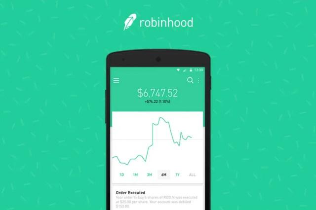 robinhood stock market trading challenge