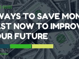 ways to save money fast now