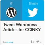 Tweet WordPress recipe