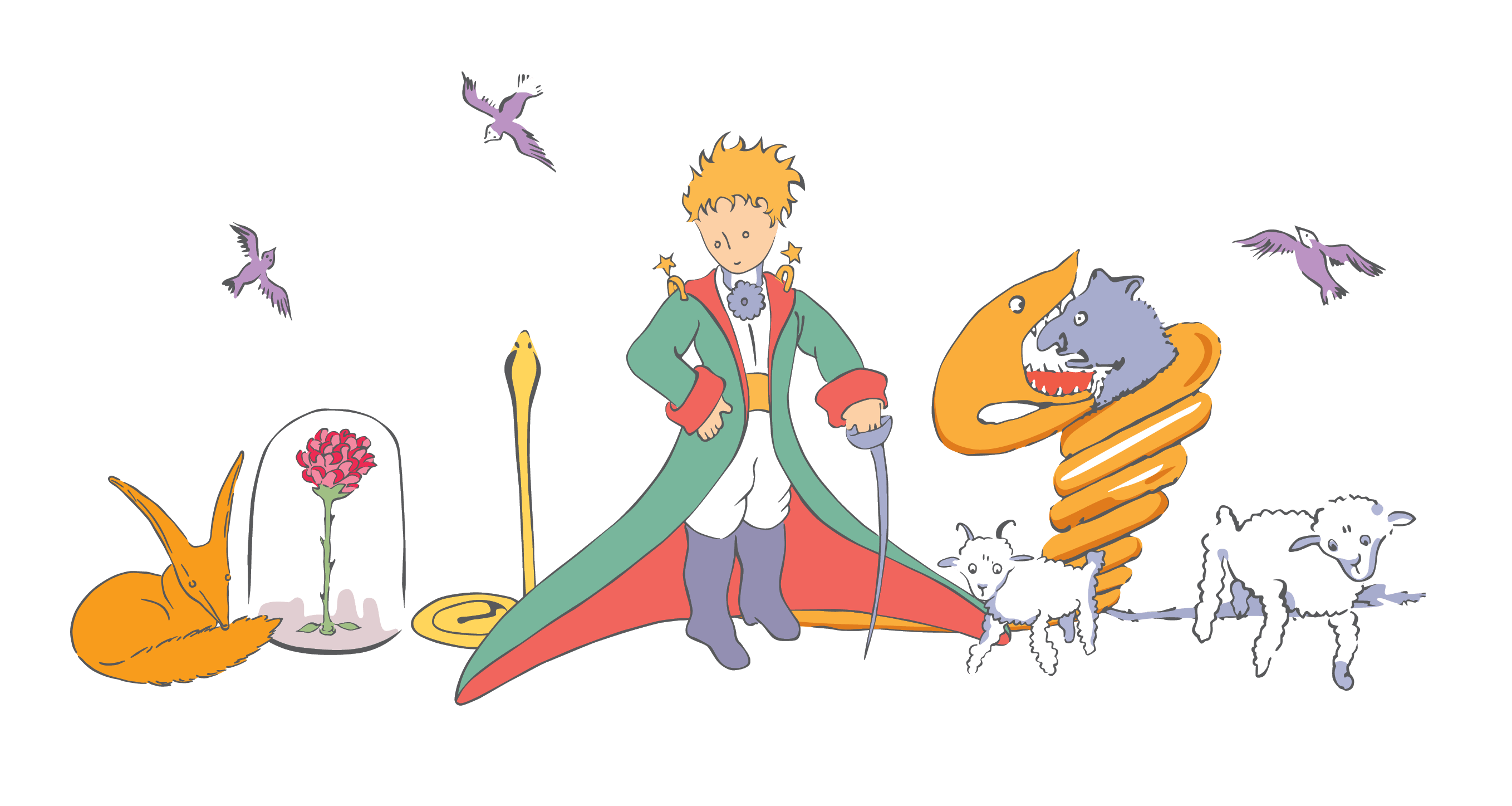 3d Design Competition The Little Prince