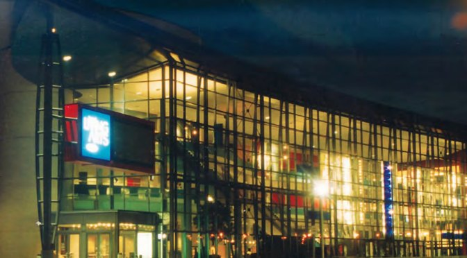 Mississauga's Living Arts Centre