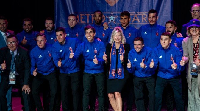 Mayor Crombie Welcomes Professional Soccer to Mississauga