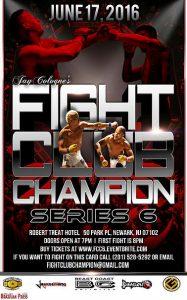 Fight Club Champion Series 6