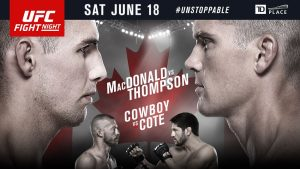 UFC Fight Night Ottawa results