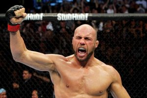 Randy Couture Makes Snohomish County Sports Hall of Fame