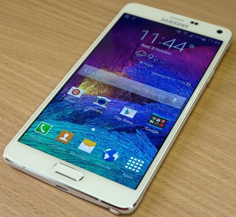 Samsung Galexy Note 4