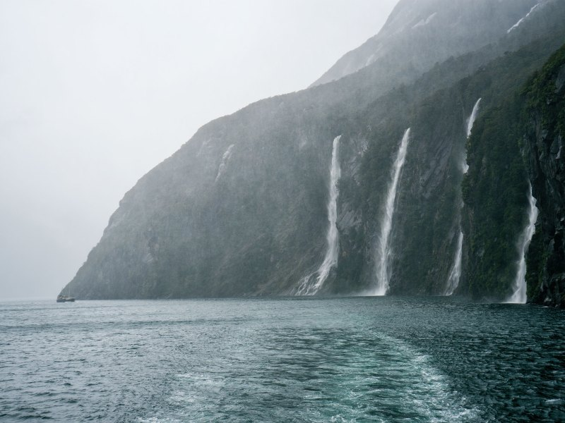 Cruising Through Majestic Milford Sound – A Photo Diary
