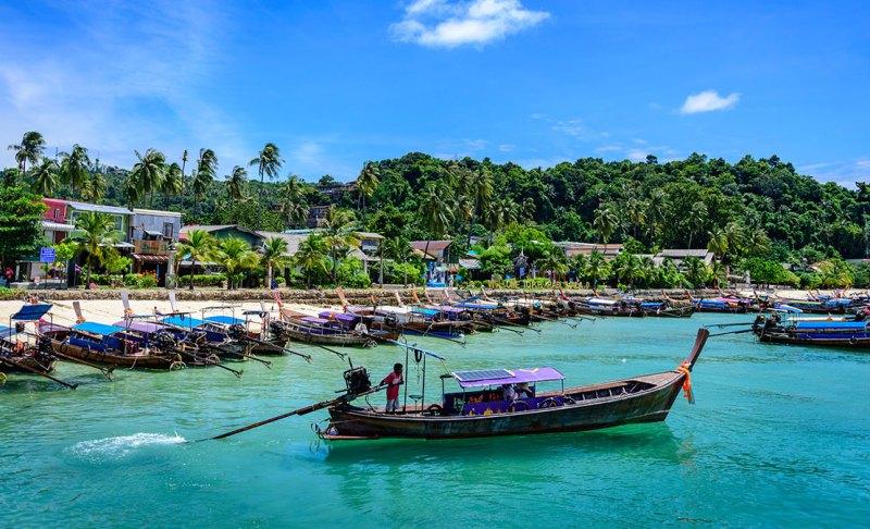 Water taxi Ko Phi Phi