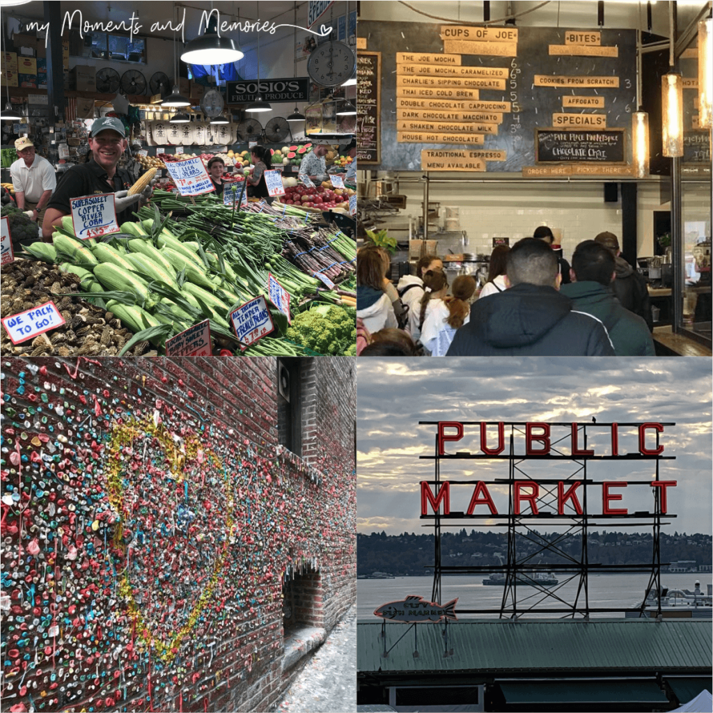 Top 10 things to do in Seattle - Pike Place Market