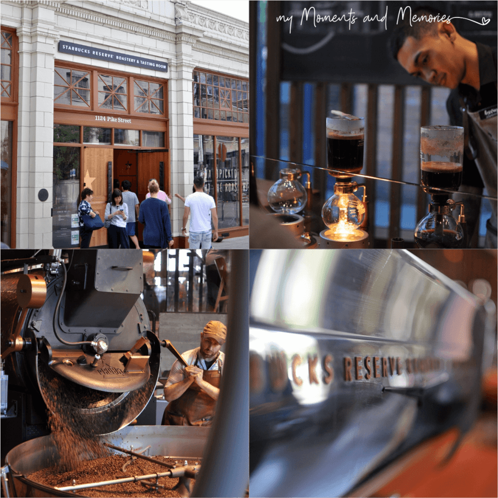 Top 10 things to do in Seattle - Starbucks Reserve Roastery