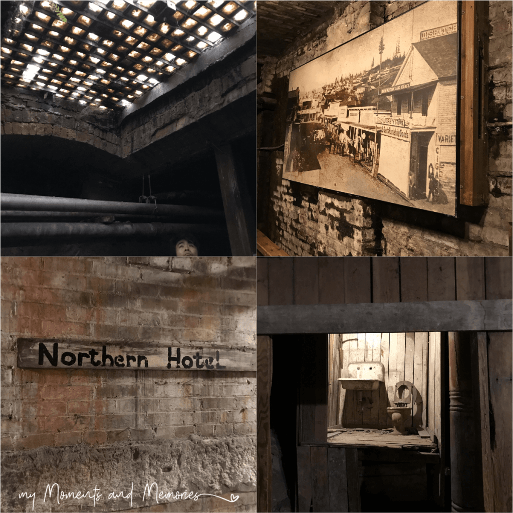 Top 10 things to do in Seattle - Bill Speidel's Underground Tour