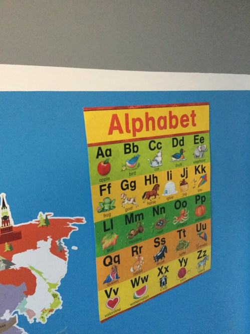 Nursery Alphabets