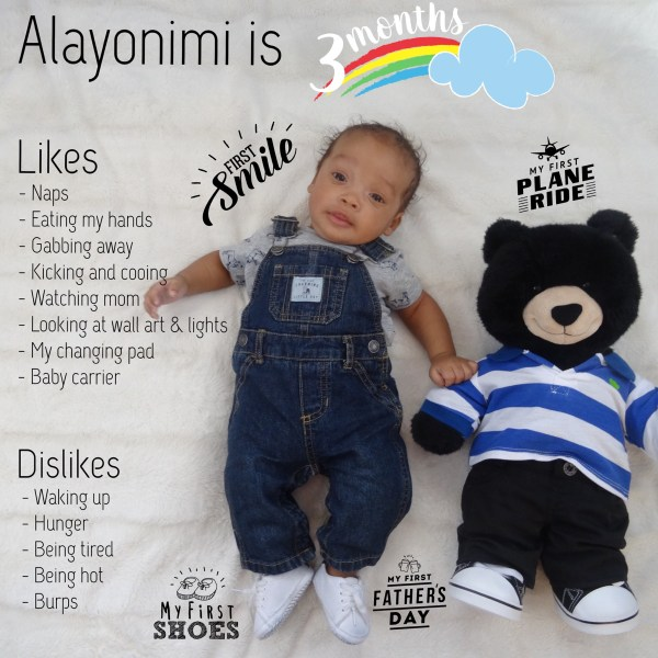 Alayo 3 Months