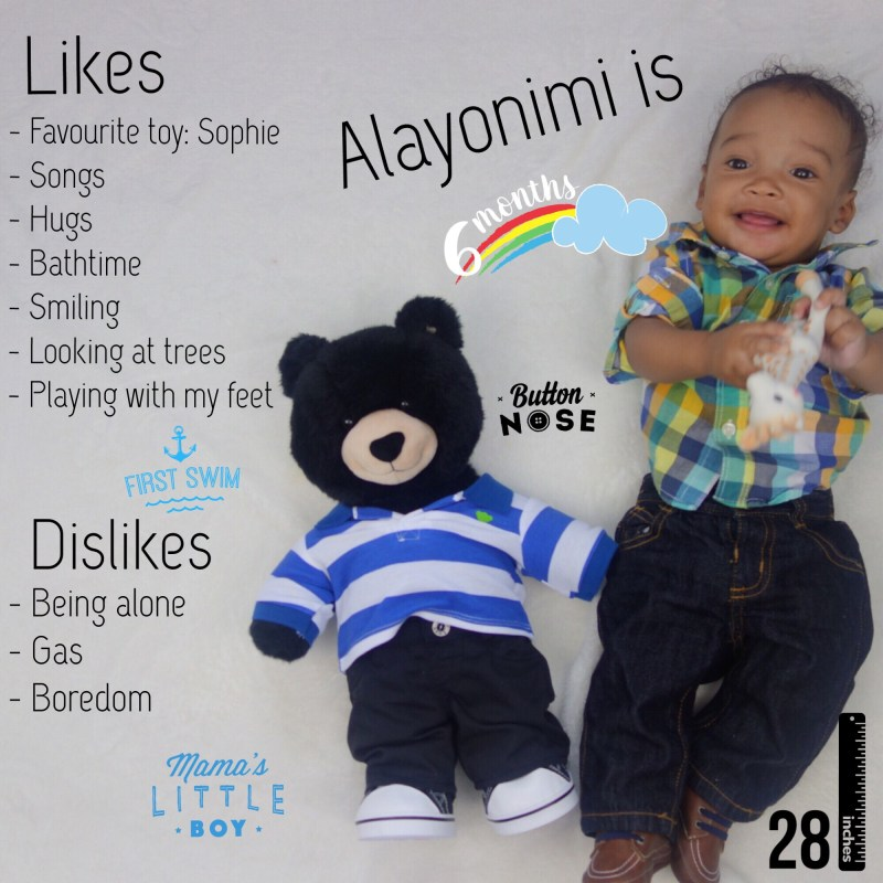 6 month update Alayo