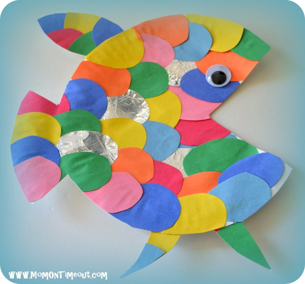 Under The Sea Art Projects