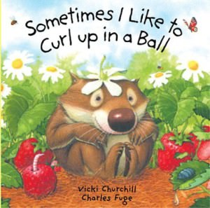 books curl in a ball