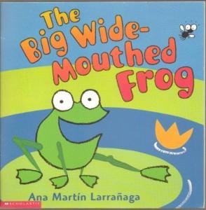 books frog