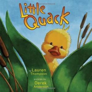 books little quack
