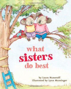 board books sisters