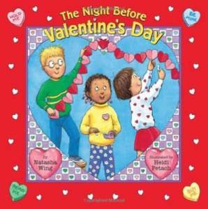 valentine night before