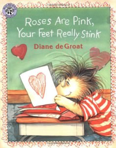 valentine roses are pink