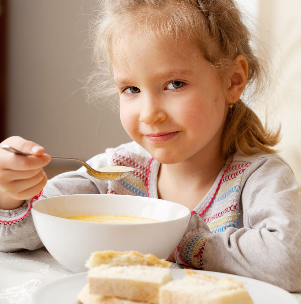how to boost your child's immune system