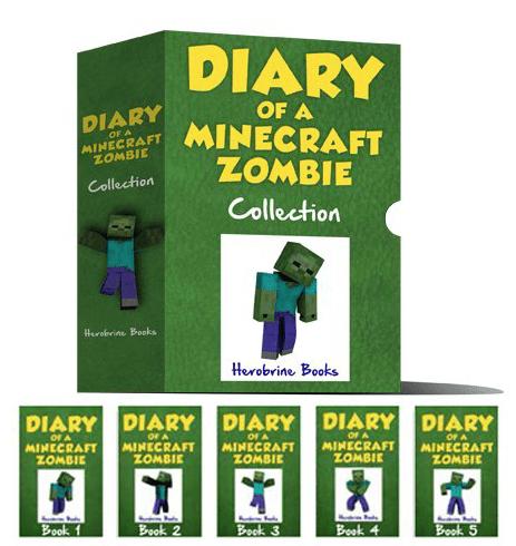 Diary of a Minecraft Zombie - A Minecraft Joke Book