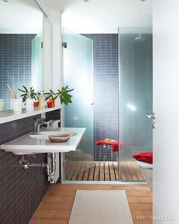 15 Gorgeous Small Bathroom Ideas - My Mommy Style on Modern:5O8Dgixth9O= Small Bathroom Design  id=14120