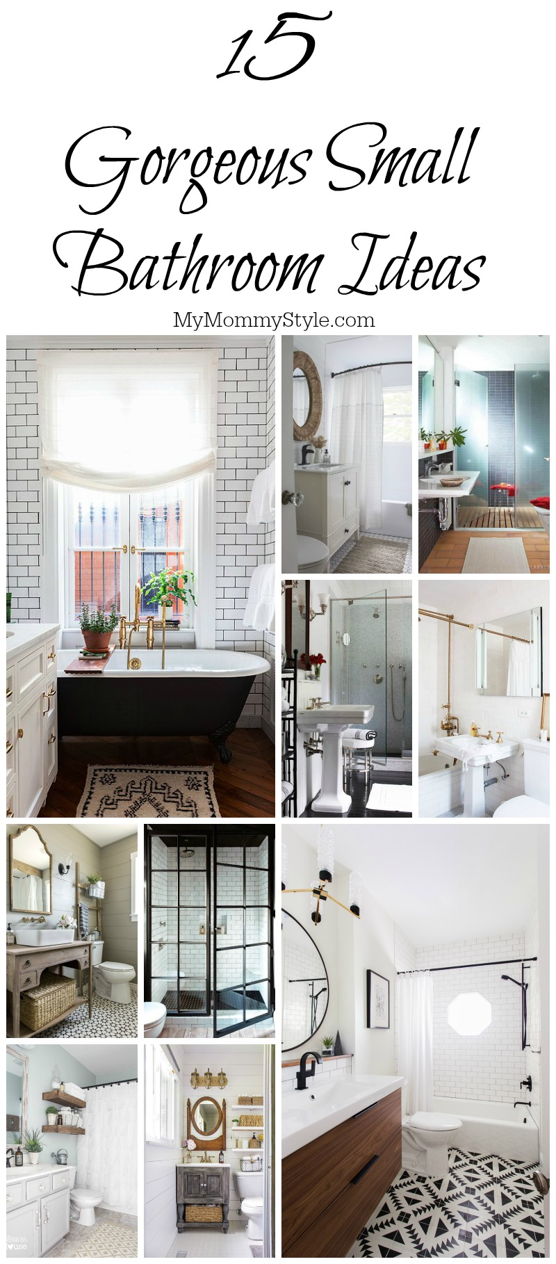 25 beautiful master bedroom ideas - My Mommy Style on Simple:zvjxpw8Nmfo= Small Bathroom Ideas  id=77622