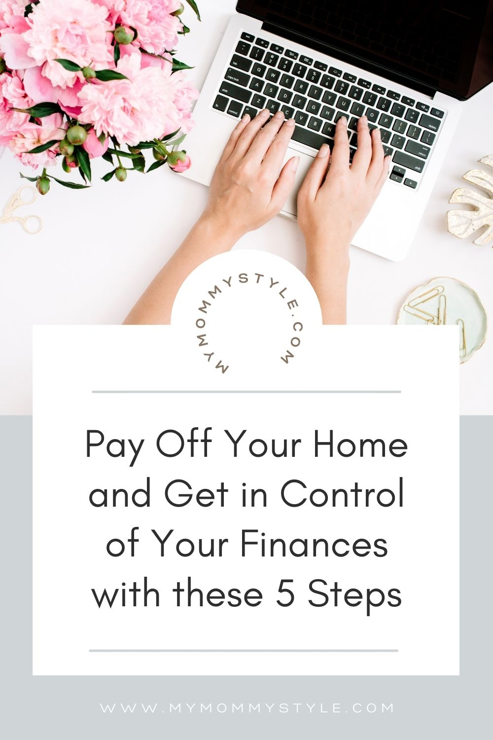 Pay off your home more quickly with these simple tips! Free printable to help you keep track of your goals! via @mymommystyle