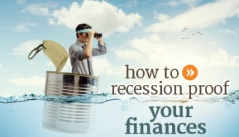 Recession Proof Your Finances