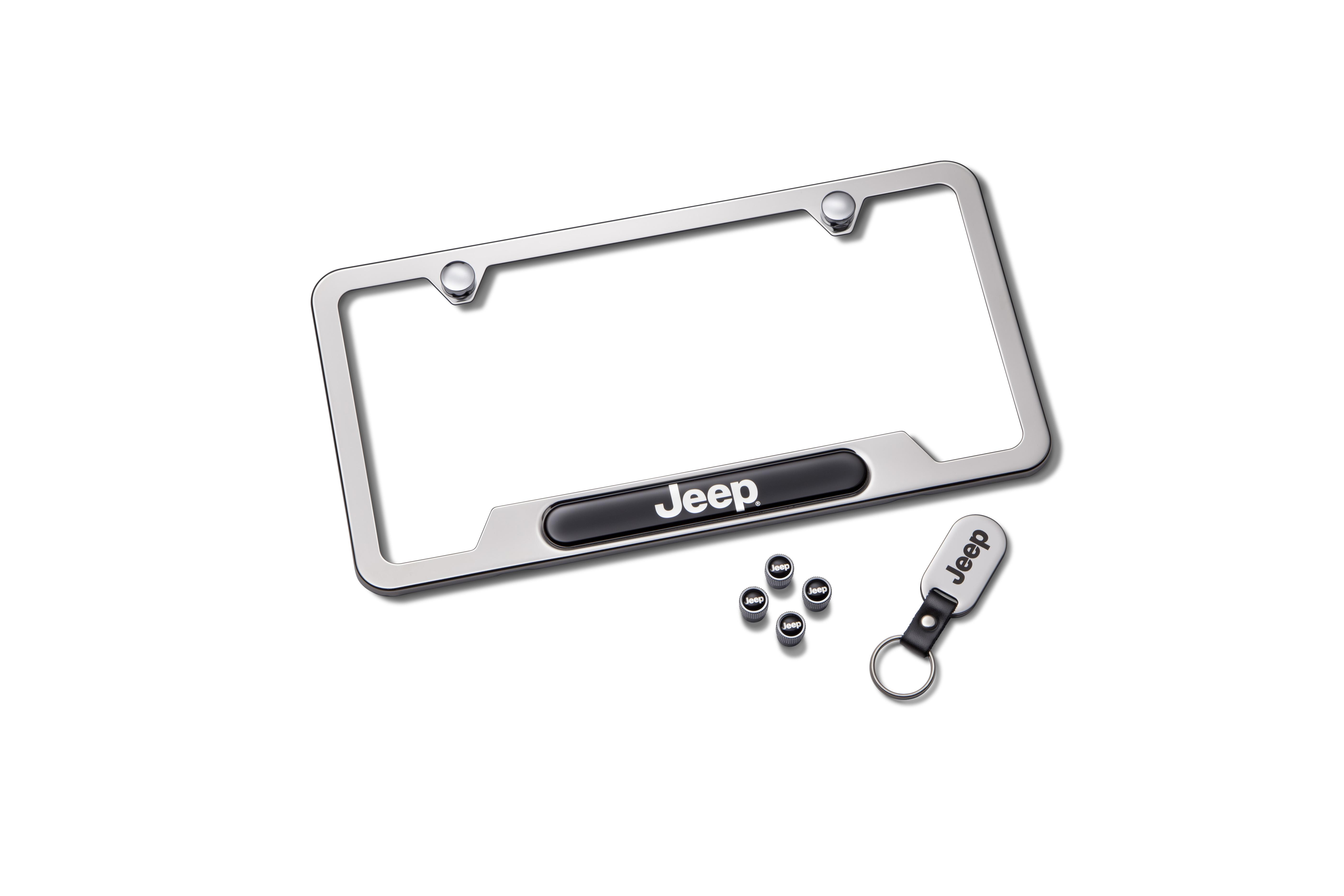 Jeep Renegade License Plate T Set Includes One