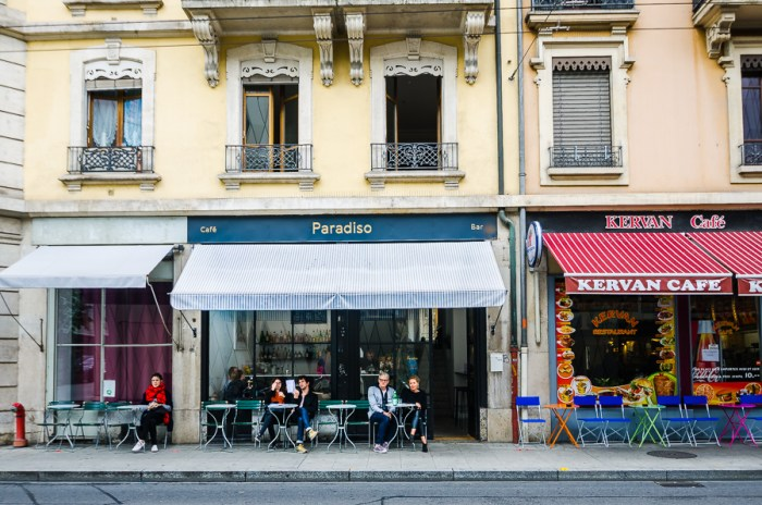 Caffè Paradiso Ginevra