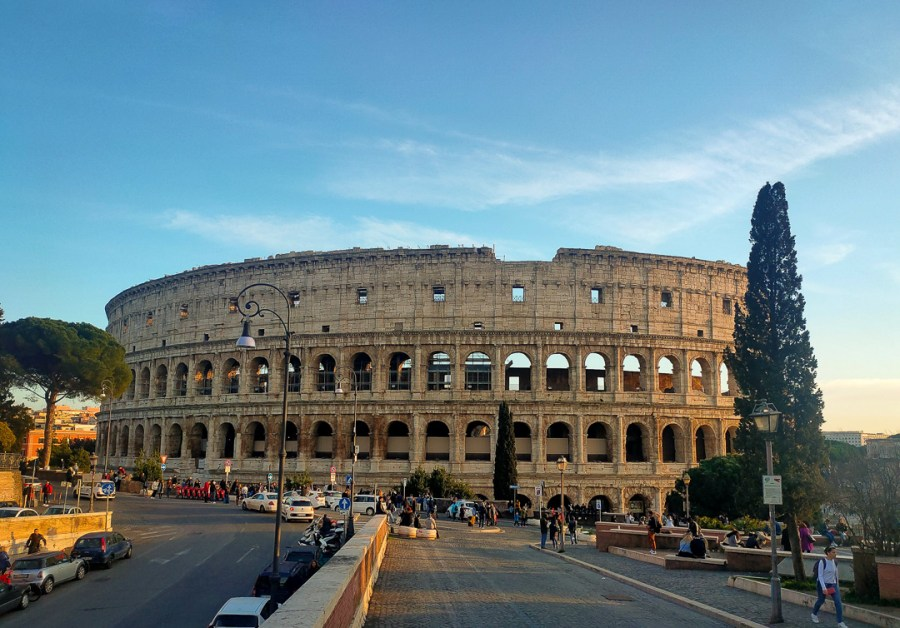 weekend a Roma