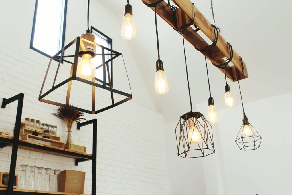 Modern Light Fixtures You Can Diy This Weekend